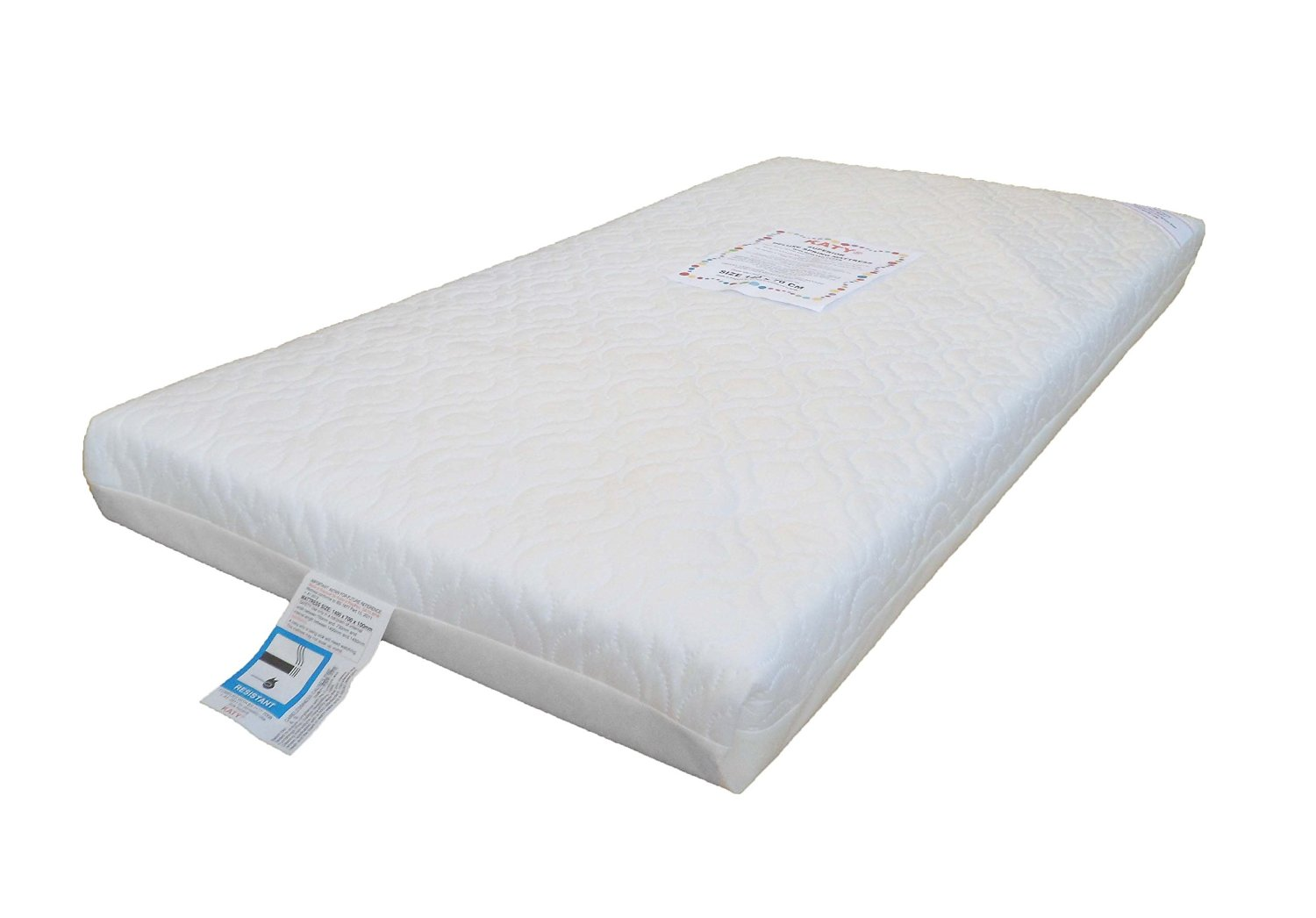 best baby cot bed mattress - cosy sleep