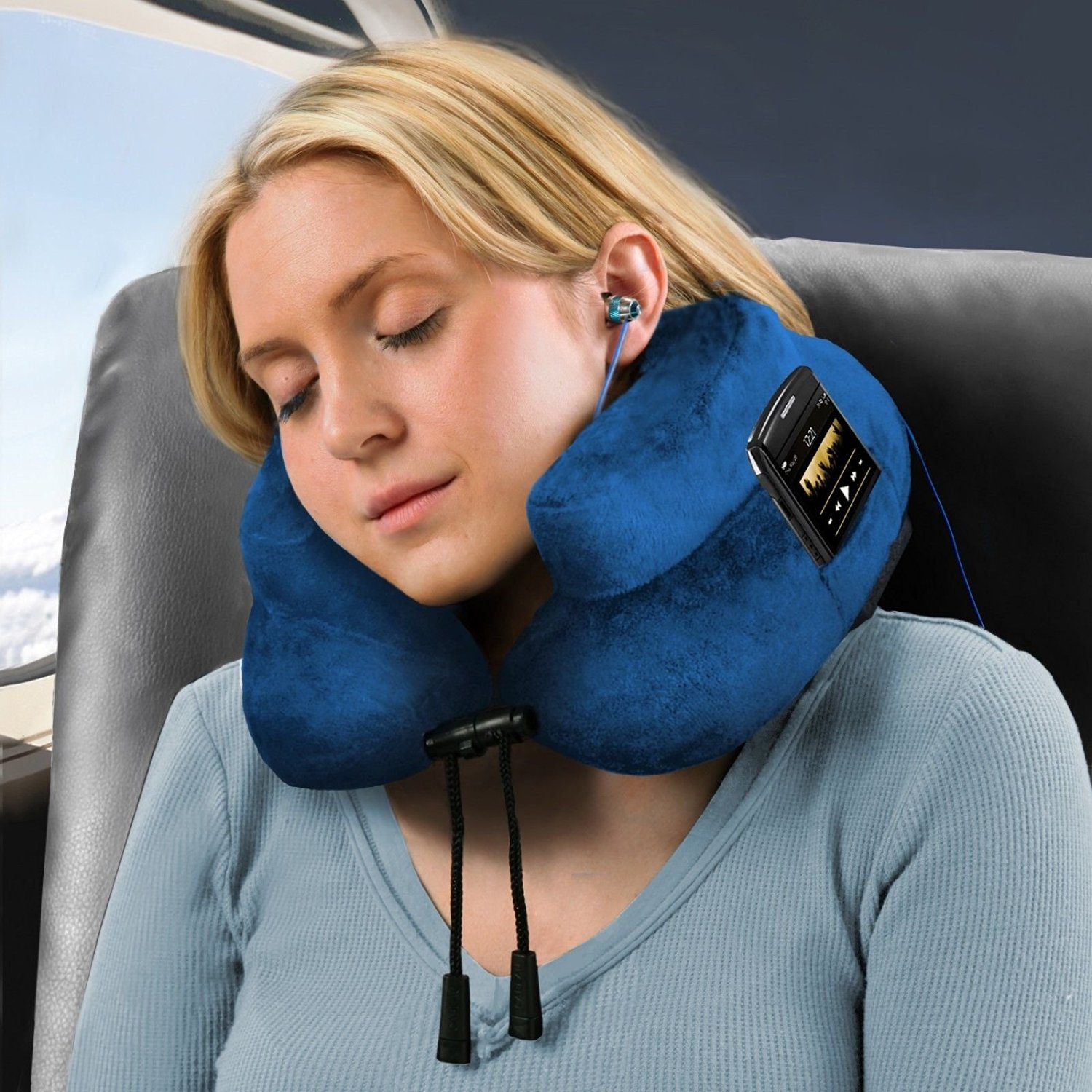 Revealed The Best Travel Pillow For The Ultimate Sleep Cosy Sleep