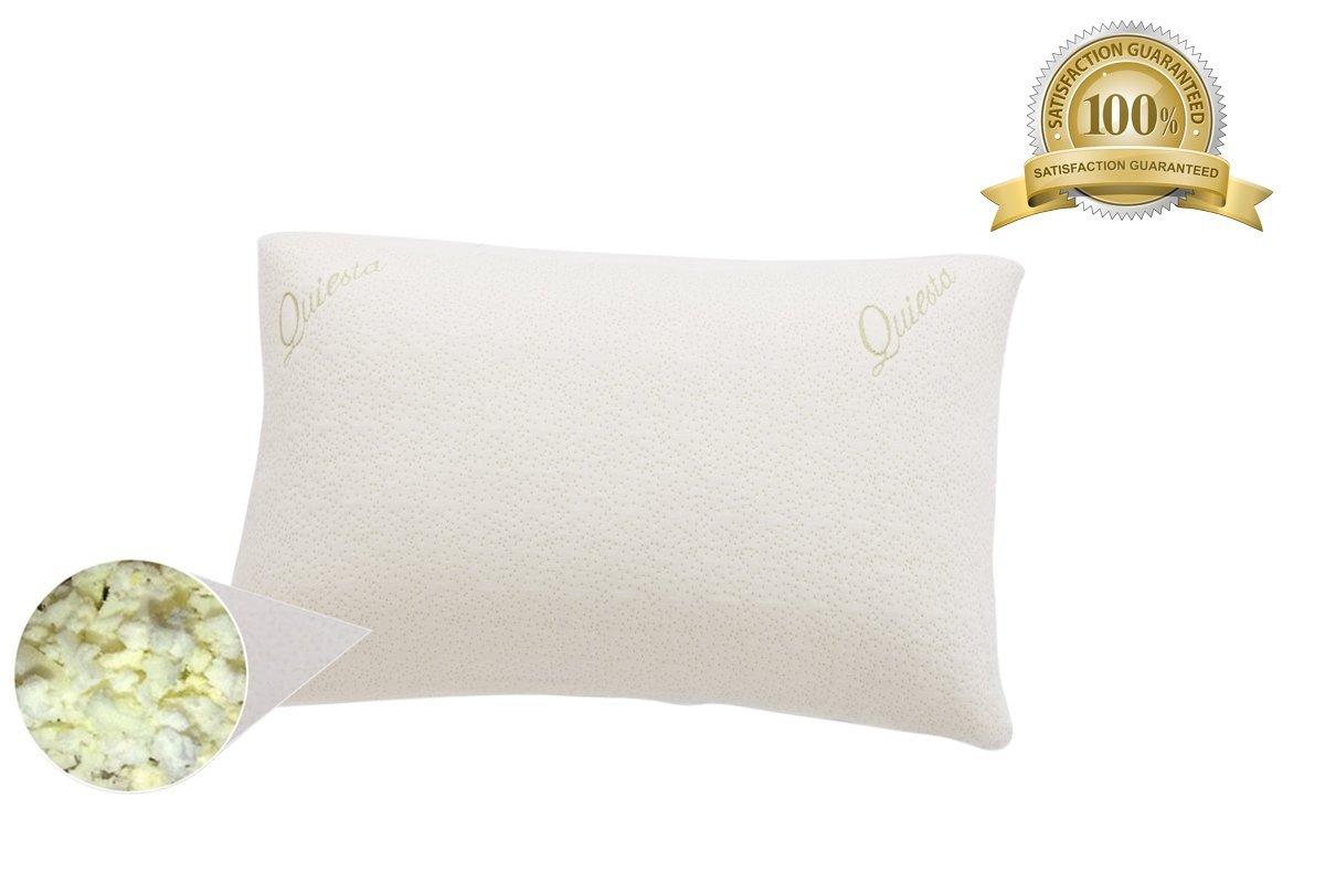 reviews the pillow shredded memory foam sherpa sleep aliso