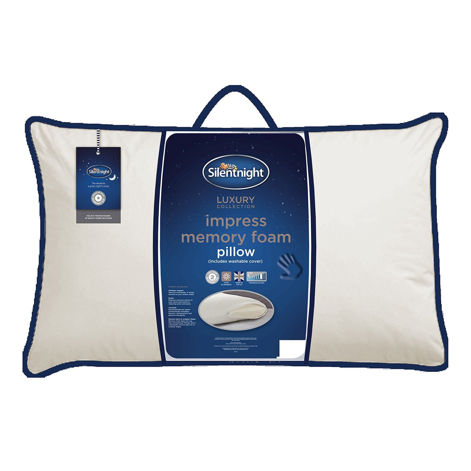 silentnight-impress-pillow