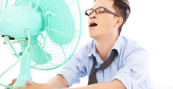 Cooling Fan To Sleep : Cosy sleep page of