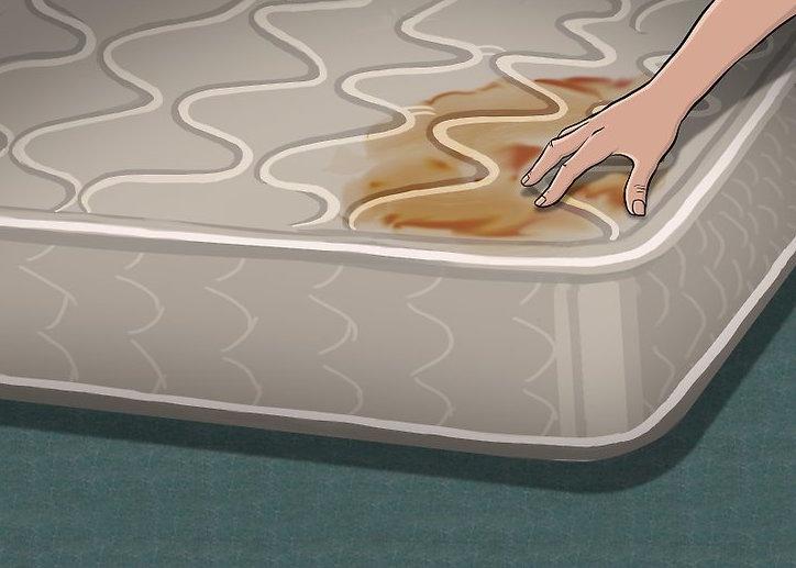clean mattress