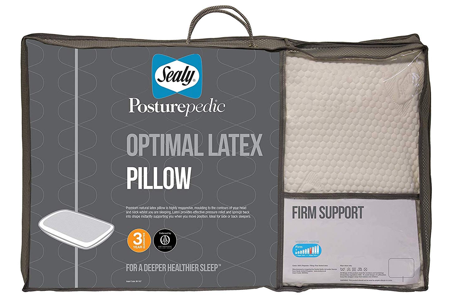 sealy-latex-pillow
