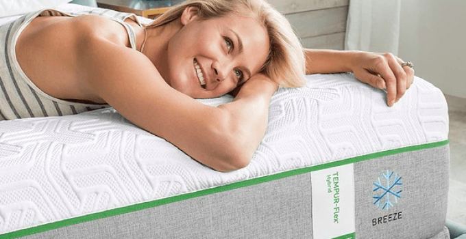 tempur-mattress-collection
