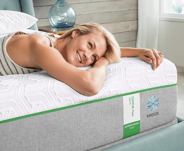 tempur-mattress-collection