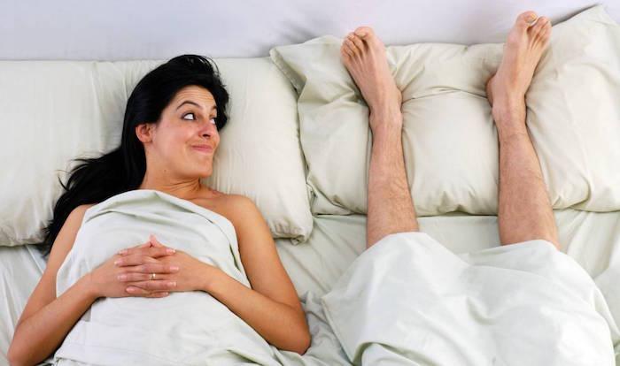 Sharing-bed-sleep