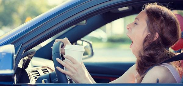 car-yawn