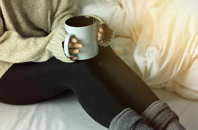 warm-drink-sleep