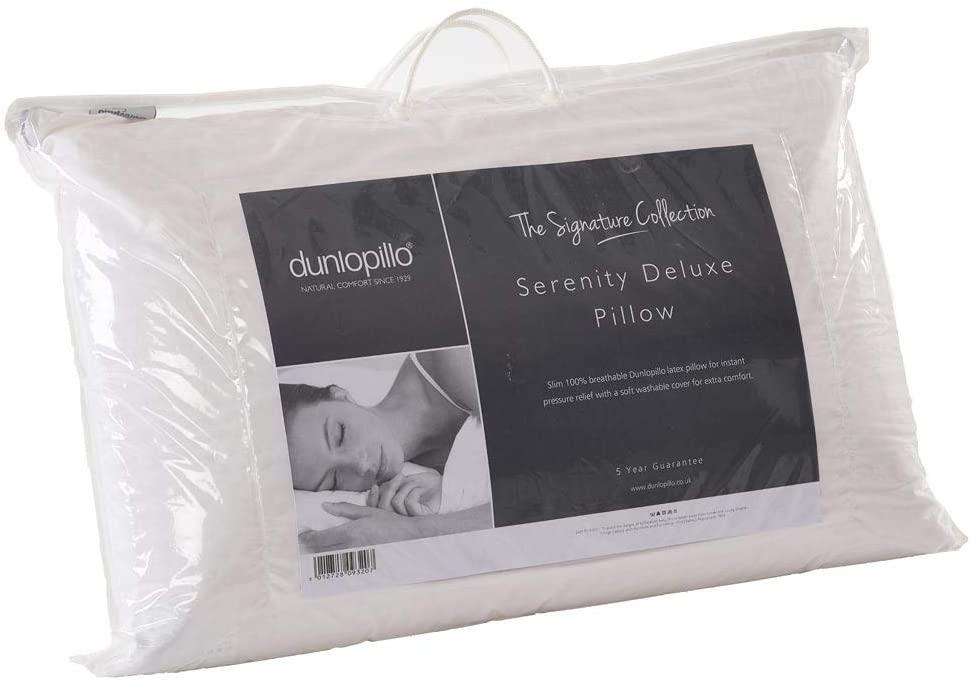 Dunlopillo-Side-Sleeper-Pillow