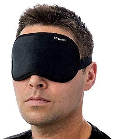 Soft SnooZ'zzz-sleep-mask