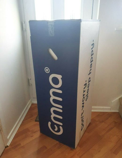 Emma-Matrress-Box