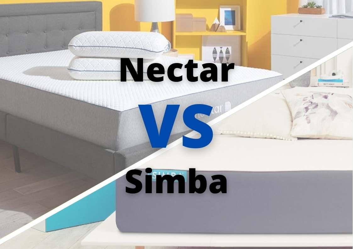 simba vs nectar mattress review